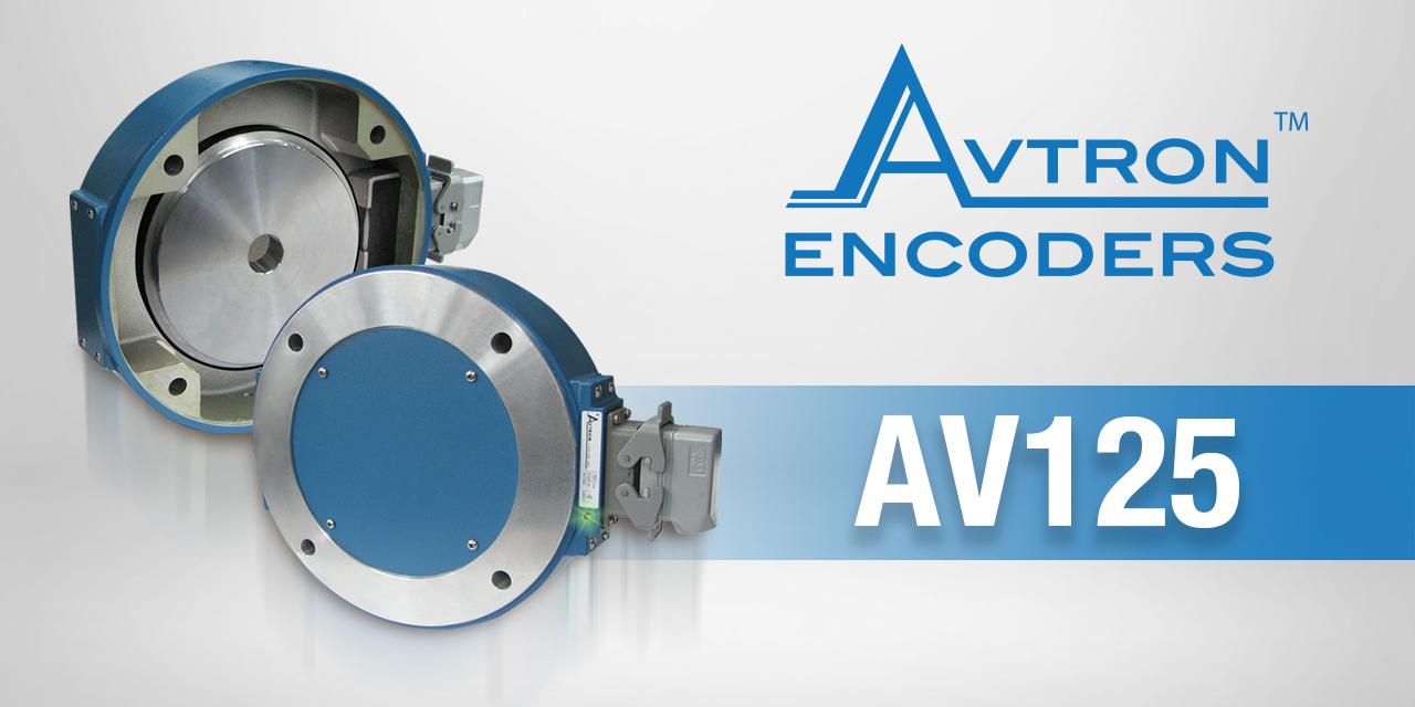 Avtron Encoder AV125